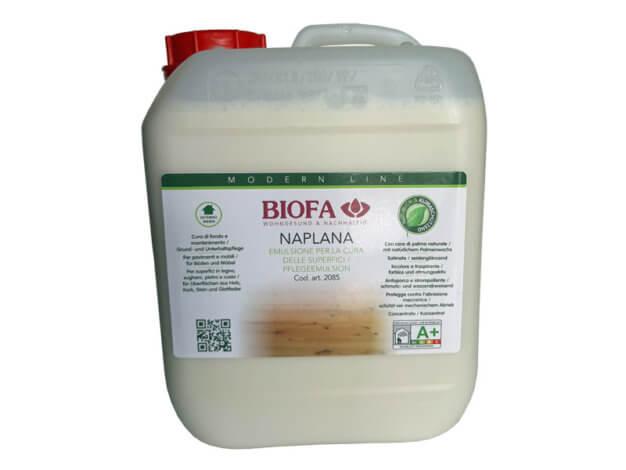 Naplana emulsione di cura naturale - codice 2085 - 5 l - BIOFA