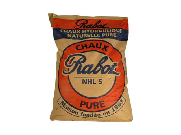 Calce naturale RABOT - sacco 35 kg - Spring Color