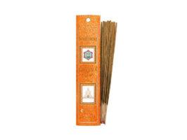 Incenso - Linea Chakra - 2 Arancio Swadhisthana - Fiore d'Oriente