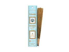 Incenso - Linea Chakra - 5 Celeste Vishudda - Fiore d'Oriente