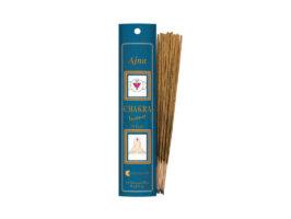 Incenso - Linea Chakra - 6 Blu Ajna - Fiore d'Oriente