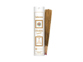 Incenso - Linea Chakra - 7 Bianco Sahasrara - Fiore d'Oriente