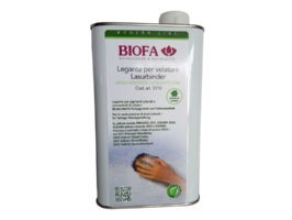Legante naturale per velature - codice 3110 - 1 l - BIOFA