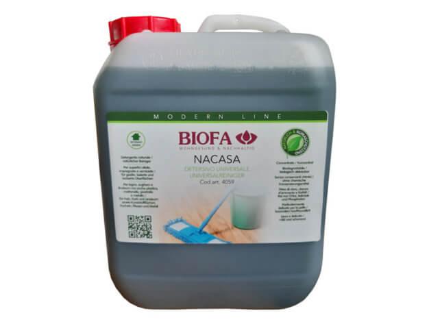 Nacasa detergente universale - codice 4059 - 5 l - BIOFA