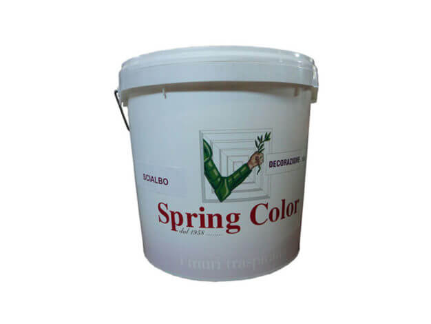 Scialbo a pennello - 4 l - Spring Color