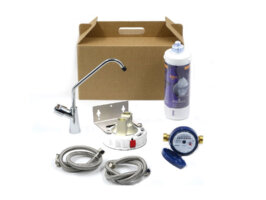 AQsystem Kit AQ5 1 via per il trattamento acqua potabile