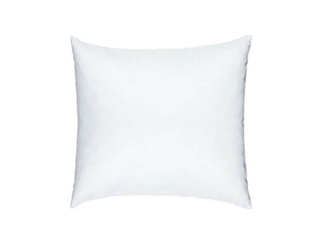 Cuscino con imbottitura in piuma d'oca - 40x40 cm - Linum