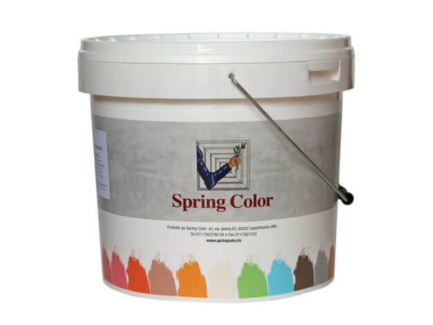 Pittura canapa - 4 l - Spring Color