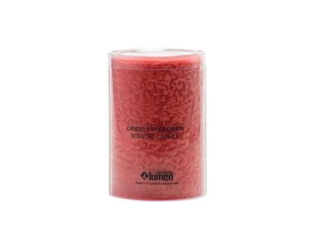 Candela Candelora Rosso-Spezie - Lumen