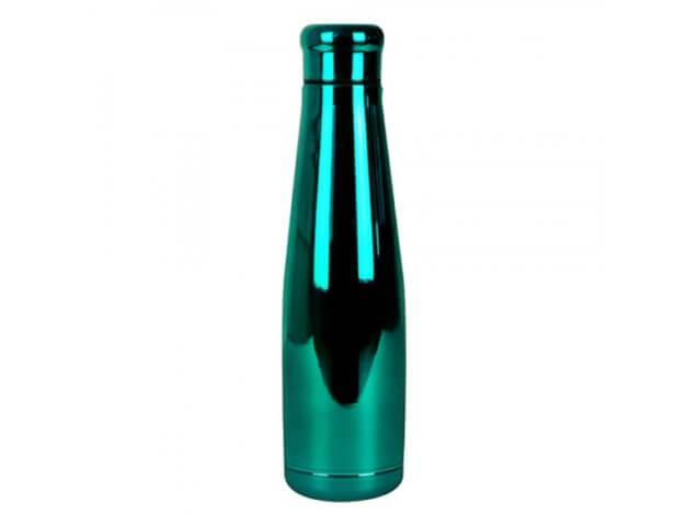 Bottiglia termica Well Green Chrome - 550 ml - WoodWay