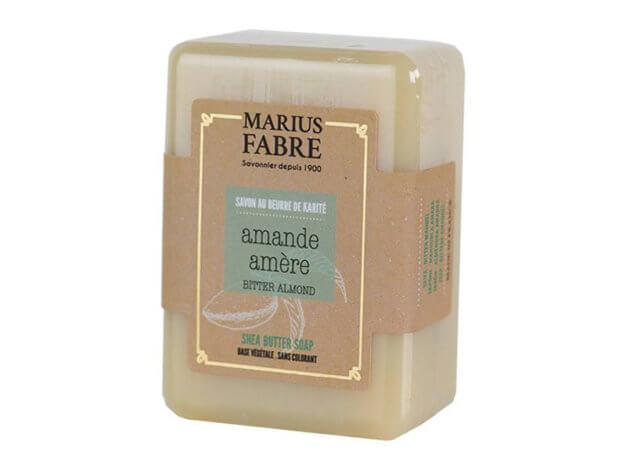Sapone al burro di karité - Mandorla amara - 150 g - Marius Fabre