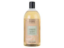 Sapone liquido di Marsiglia per il corpo - Mandorla amara - 1 l - Marius Fabre