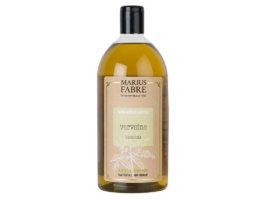 Sapone liquido di Marsiglia per il corpo - Verbena - 1 l - Marius Fabre