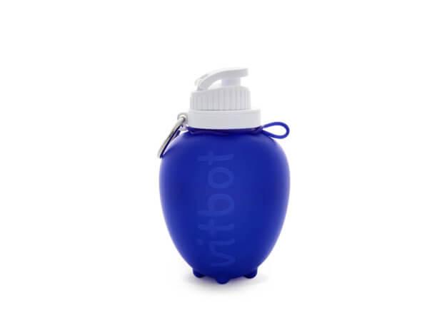 Vitbot - Bottiglia in silicone Sport, Kids & Travel - 0,5 l
