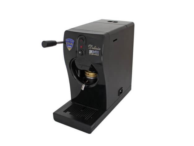 Delizia SILVER Express - Macchina da caffè per cialde - GHA Europe