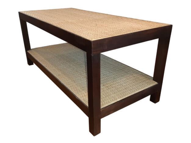 Tavolino bimateriale
