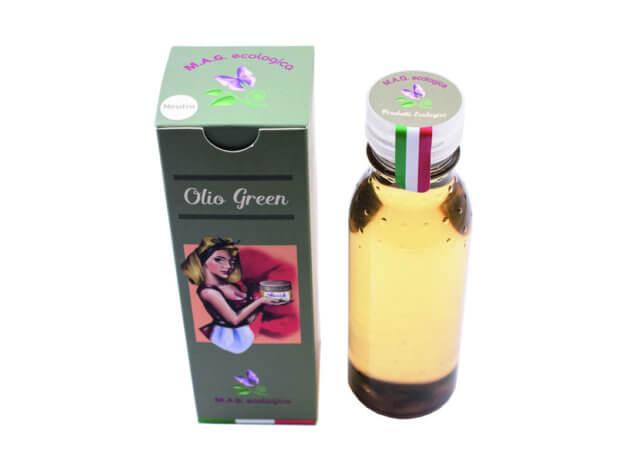 Olio green - M.A.G. ecologica - neutro