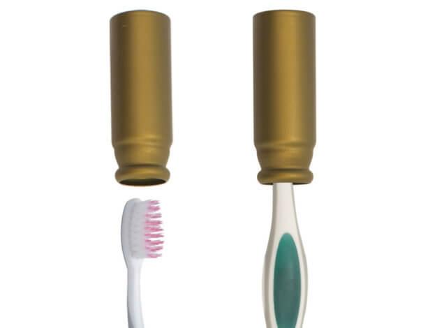 SilverCAP - Proteggi Spazzolino da denti - GHA Europe