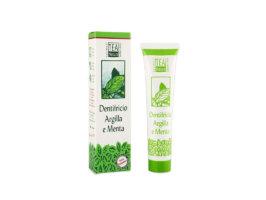 Dentifrico Argilla e Menta - 75 ml - Tea Natura