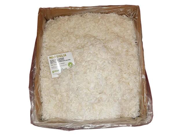 Scaglie sapone di Marsiglia - 100 g sfuso - greenatural