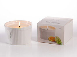 Candela vegetale Grand Soufflè Fico d'India - 250 ml - Lumen