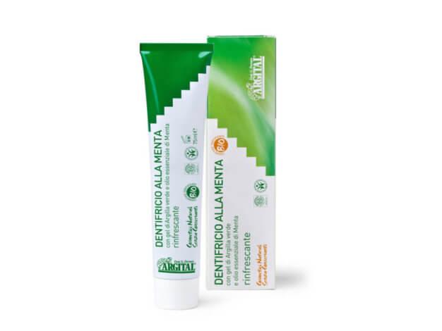 Dentifricio alla Menta - 75 ml - Argital