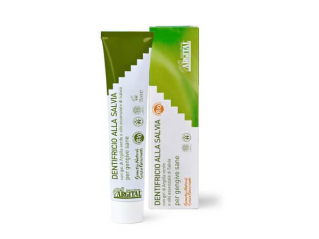 Dentifricio alla Salvia - 75 ml - Argital