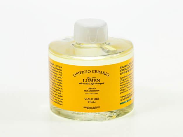 Refill per diffusore - Opificio Cerario - Viale dei Tigli - 250 ml - Lumen