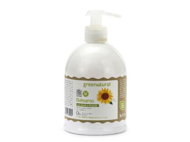 Balsamo Girasole e Karitè - ecobio - 500 ml - greenatural
