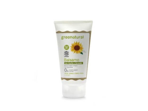 Balsamo Girasole e Karitè - ecobio - 75 ml - greenatural