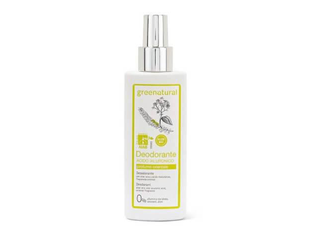 Deodorante no gas - Acido Ialuronico - Orientale - 100 ml - greenatural