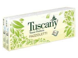 Fazzoletti 4 veli - 10 pezzi x 9 fazzoletti - Tuscany