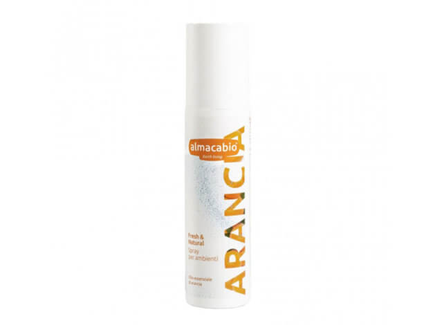 Spray per ambienti - Fresh & Natural Arancia - 125 ml - almacabio