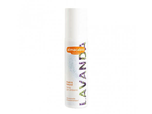 Spray per ambienti - Fresh & Natural Lavanda - 125 ml - almacabio