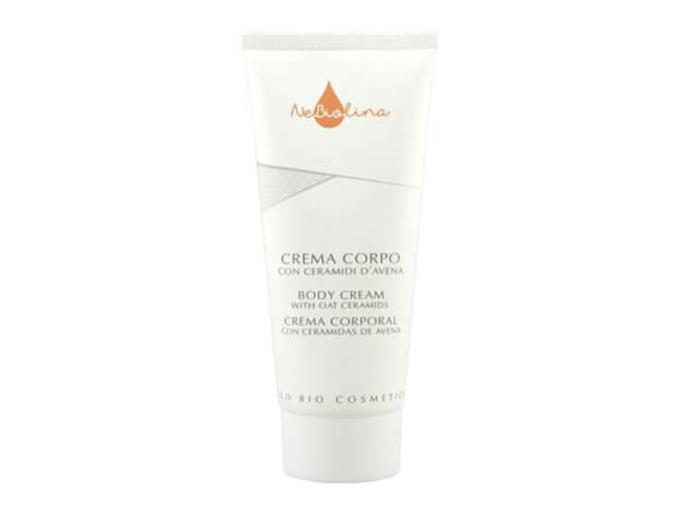 Crema corpo con ceramidi d'avena - 200 ml - NeBiolina