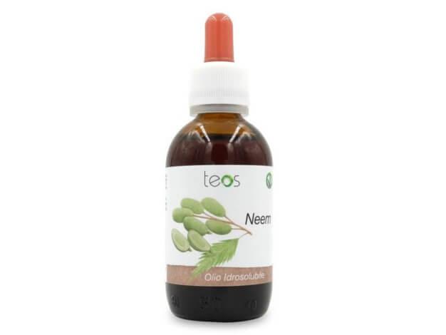 Olio di Neem idrosolubile - 50 ml - Teos