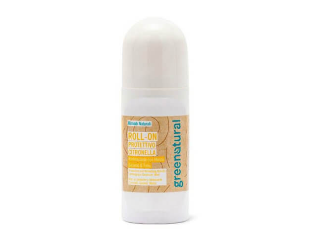 Roll on protettivo - Citronella - 50 ml - greenatural
