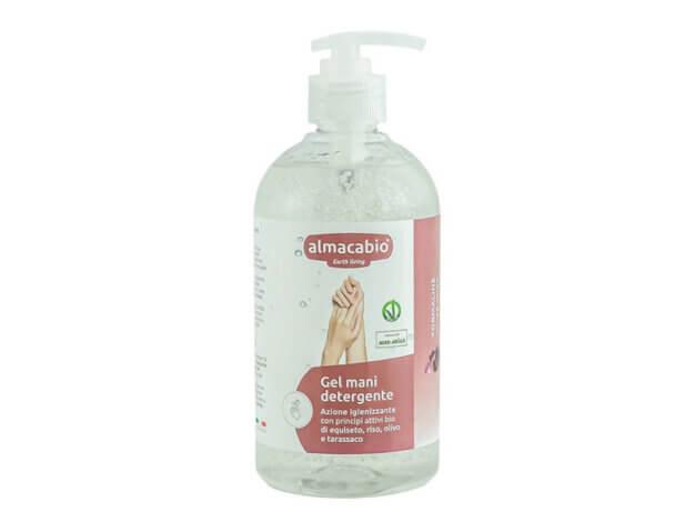 Gel detergente mani igienizzante - 500 ml - almacabio