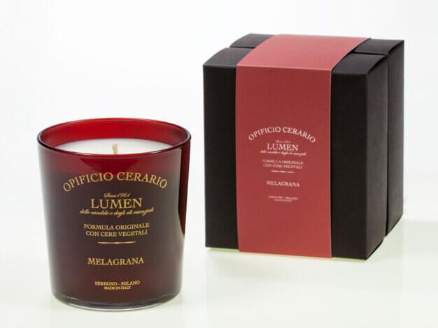 Candela Melagrana - Opificio Cerario - 300 ml - Lumen
