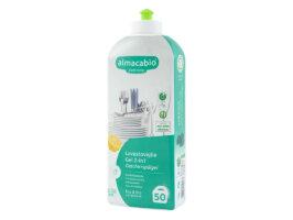 Gel lavastoviglie 2-in-1 con azione brillantante - 1 l - almacabio
