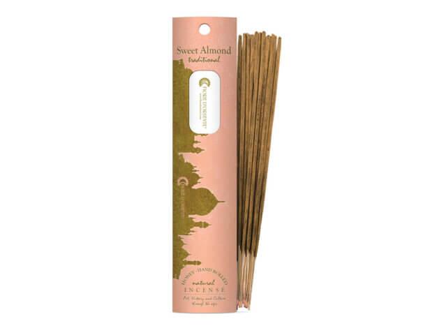 Incenso - Mandorla dolce - 10 stick - Fiore d'Oriente