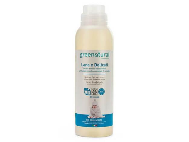 Detersivo Lana e Delicati alla Lavanda - Eco - 1 l - greenatural
