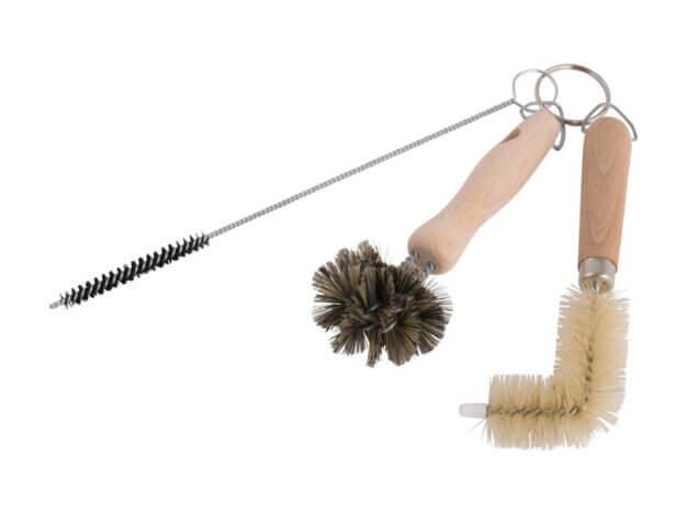 Set di spazzole per lavabo - Burstenhaus Redecker